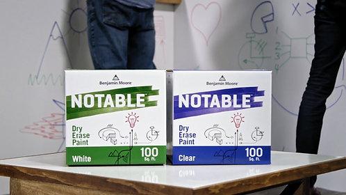 Notable® Dry Erase Paint - White