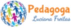 Logo Pedagoga Luciana Freitas