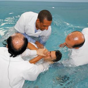 Batismo - 07/07/19