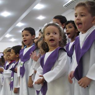 Cantata Coral Infantil - 08/12/19