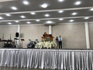 Aniversário do Pr. Balmir - 2019