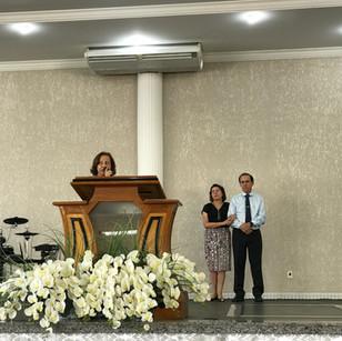 Aniversário Pastor Balmir - 2019