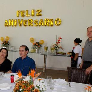 Aniversário Pastor Balmir - 2020