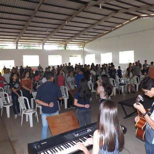 Encontro dos Adolescentes no Monte Horebe - 13/04/19