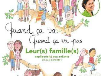 Leur(s) famille(s) expliquée(s) aux enfants et aux parents ! de Marie-Rose MORO