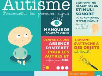 Reconnaître les premiers signes de l'Autisme