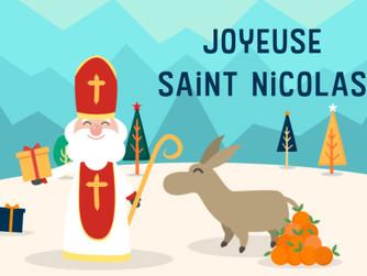 Joyeuse Saint-Nicolas !