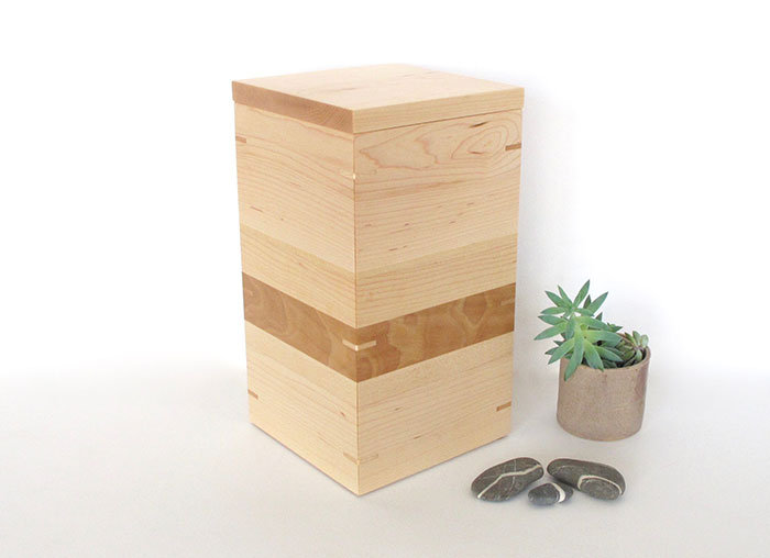 Maple and Beech Urn