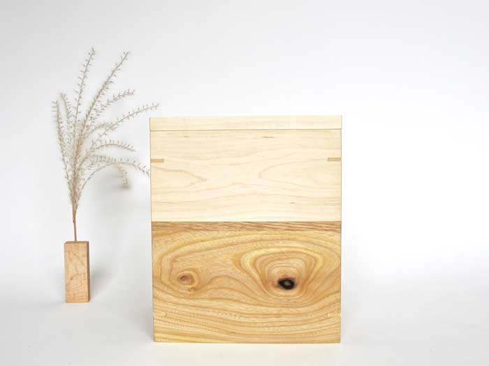 Maple and Elm Urn