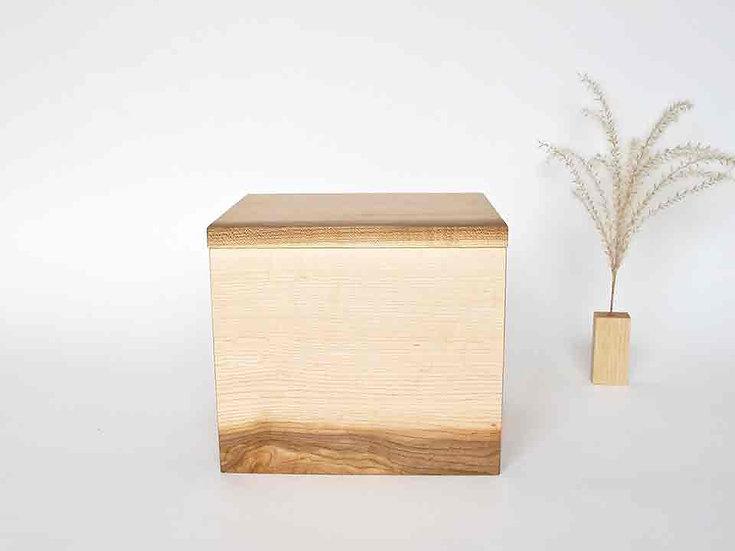NEW Minimalist Maple Urn
