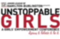 Junior League of Hamilton-Burlington presents Unstoppable Girls