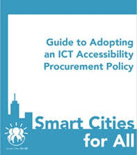 Adopting an ICT Accessibility Procurement Policy