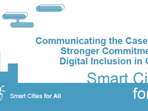 Stronger Commitment to Digital Inclusion in Cities