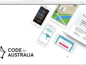 Crew Webinar: Code for Australia