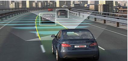 Photo: Connected and Autonomous Vehicles