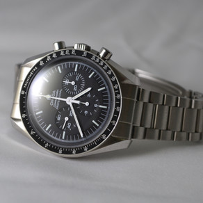 Proven In Time: Omega Speedmaster Professional