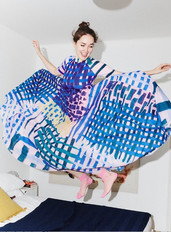 Tereza Rosalie Kladosova: Creating Joyful Garments with the Colors of Nature and Fine Art