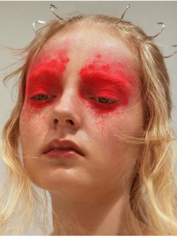 The Radical Makeup of Susana Hong