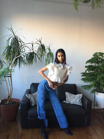 Kristin Mallison Creates Romantic & Eco-Friendly Garments