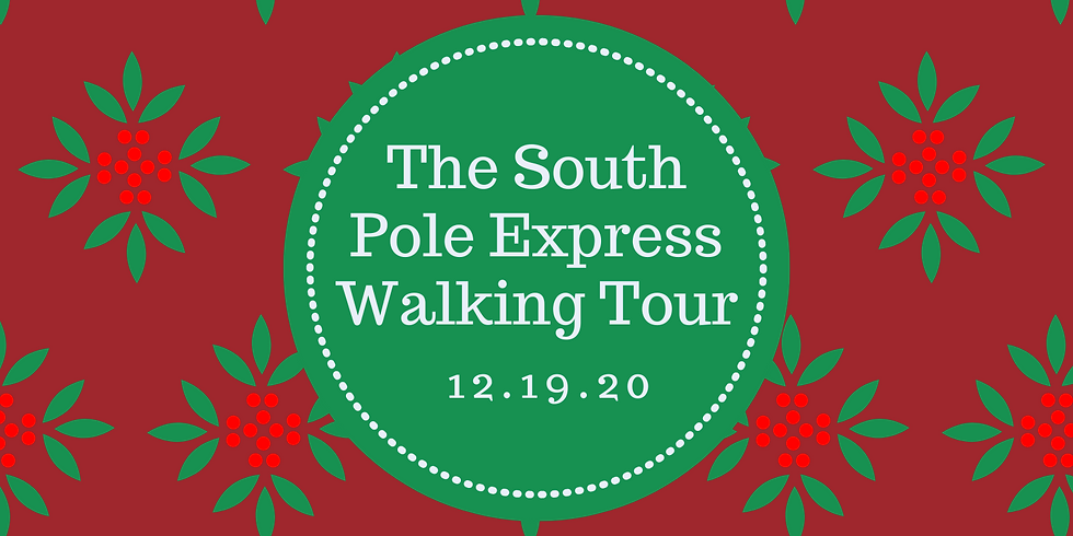 The South Pole Express Walking Tour