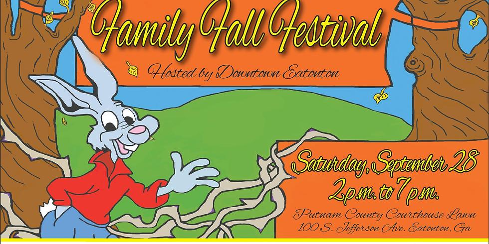 Eatonton Family Fall Festival
