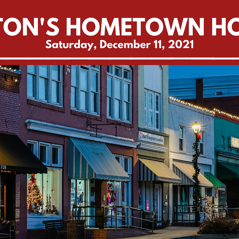 Eatonton's Hometown Holidays