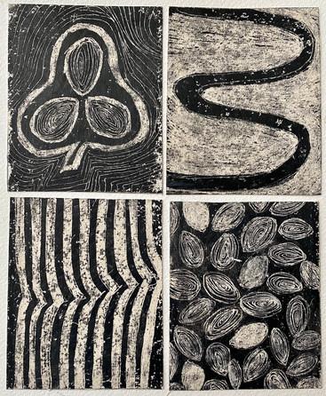 Pattern ideas for Tiosk