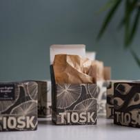 Tiosk Boxes - Black