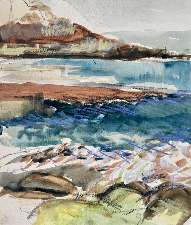 Scilly Water
