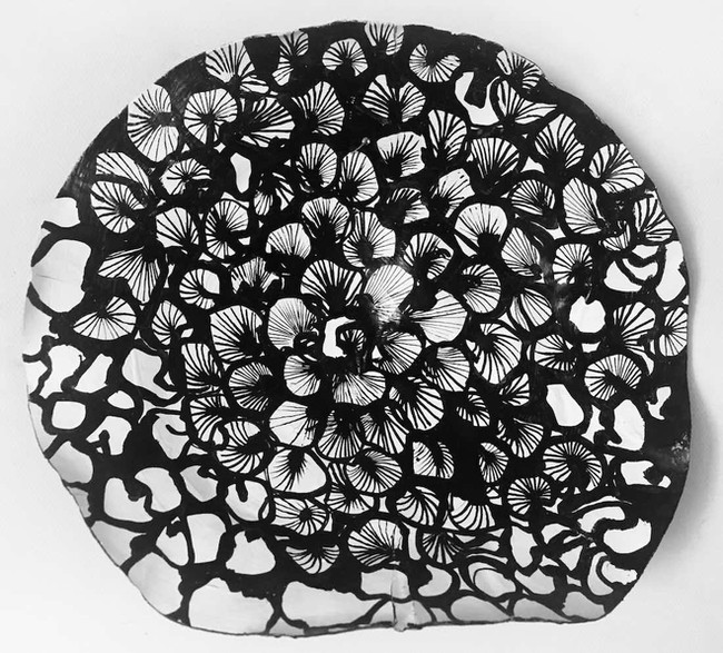 Petal Plate Detail