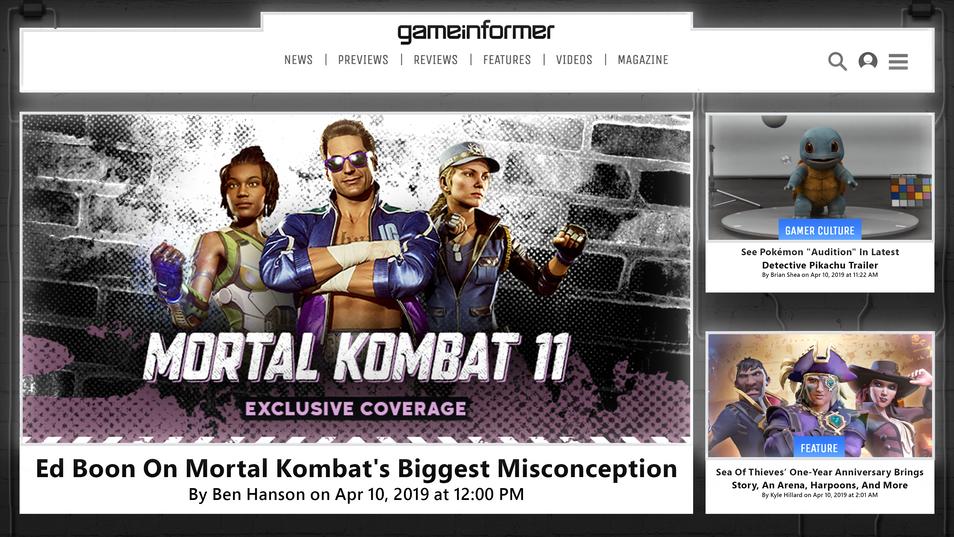 gameinformer app home screen.png