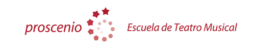 Logo Escuela de Teatro Musical (logo bor