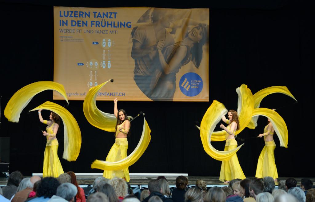 Luzern tanzt an der Luga