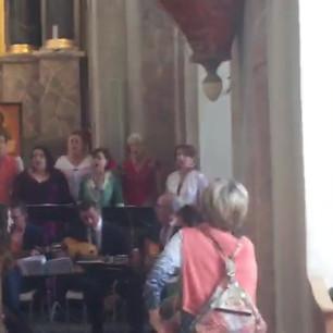 Misa Rociera en Lucerna
