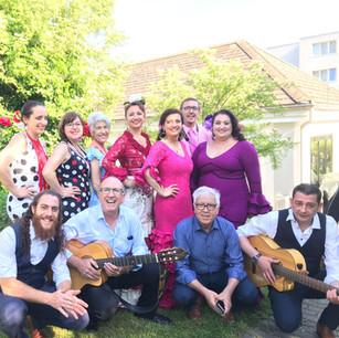 Coro Rociero de Lucerna para bodas, eventos, cumpleaños y fiestas de todo tipo