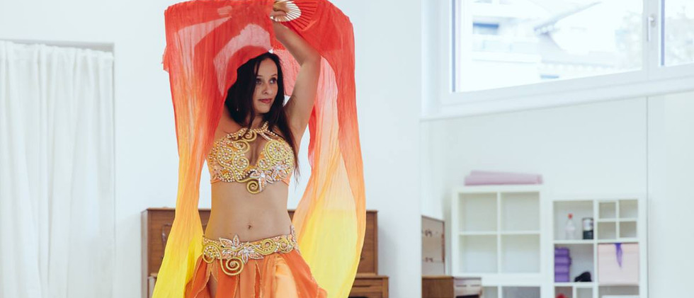 Dunya - Orientalischer Tanz Workshop Steinhausen
