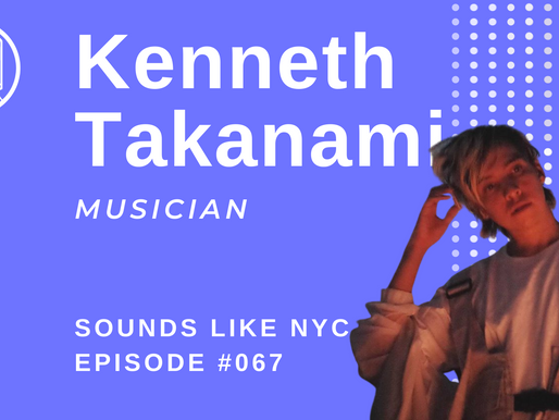 My Parasite Remix Went Viral On Korean News : Kenneth Takanami - Sounds Like NYC: Ep. #067