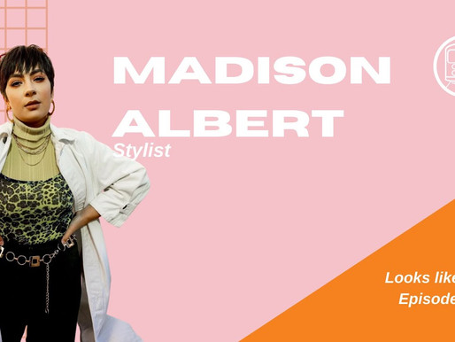Consciously Sustainable Fashion Styling: Madison Albert: Looks Like NYC Episode #13