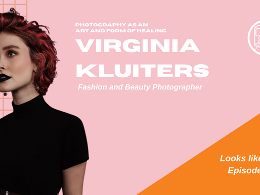 Fashion Photography as an Art and Form of Healing: Virginia Kluiters - Looks Like NYC Episode #02