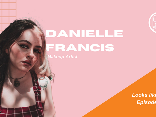 Gaining Recognition as a Young Makeup Artist - Danielle Francis: Looks Like NYC Episode #07