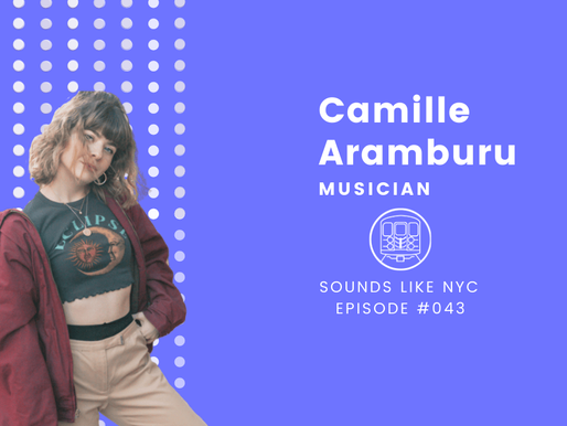 CVMILLE⎜Sounds Like NYC Ep. #043