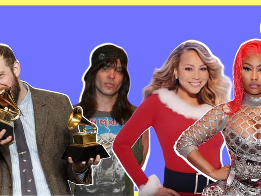 Mariah Carey Season, Nicki Minaj Takes on Bon Iver, and Blackthorn 51's Closing - SLNYC News Ep. 003