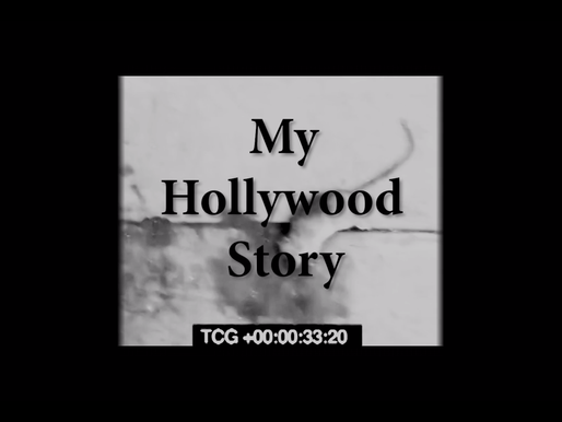 "Don't Try To Make it in the Film Industry – ""My Hollywood Story"" – An Artist"