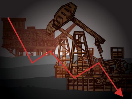 Colapso histórico del precio del petróleo. Un cóctel explosivo que sacude a la economía mundial.