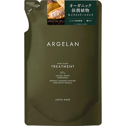 ARGELAN 水耀潤澤植萃無矽靈潤髮乳 補充包 400ml