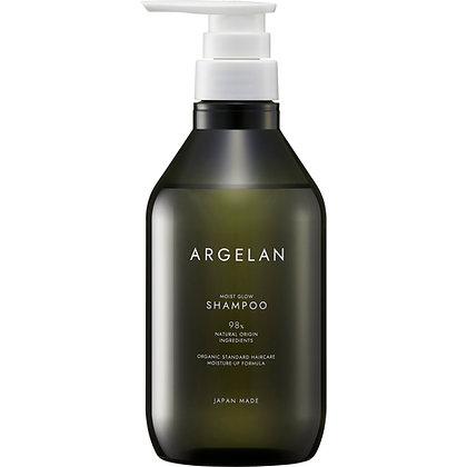 ARGELAN 水耀潤澤植萃無矽靈洗髮精 480ml