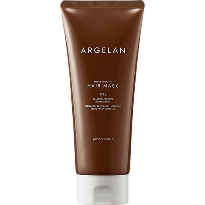 ARGELAN 柔順潤澤植萃無矽靈修護髮膜 200g