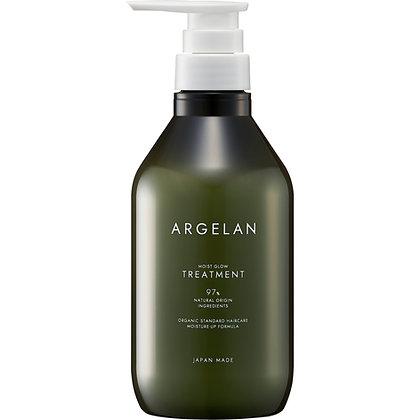 ARGELAN 水耀潤澤植萃無矽靈潤髮乳480ml