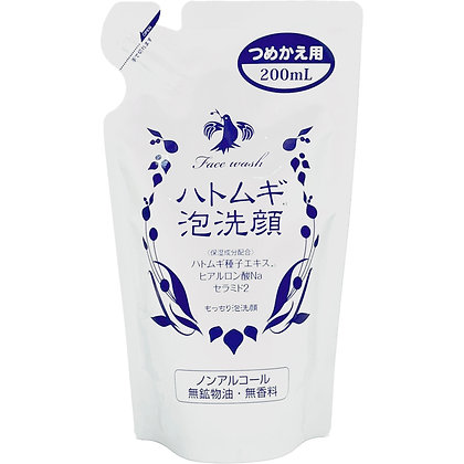 cocokarafine 薏苡仁潔顏泡沫 補充包 200ml