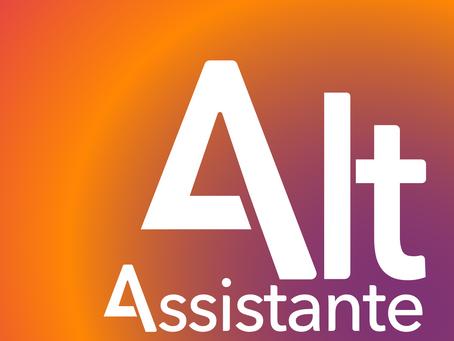 Création d'un logo de A à Z : Alt Assistante - Assistante indépendante